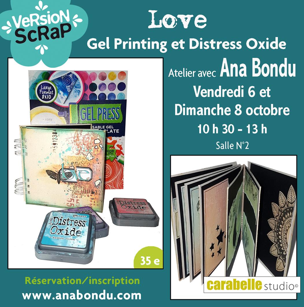 Ana Bondu Atelier 1 Love