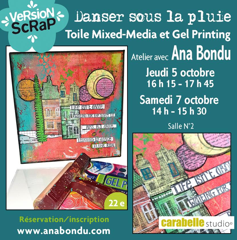 Ana Bondu VS Atelier 3 Danser